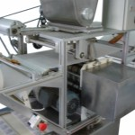 Tea in filter bag machine
