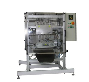 Tetrahedron packing machine for liquid products - Problend Ltd
