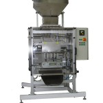 sugar tetrahedron packing machine